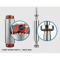 Durable DC Solar Water Pump Stainless Steel For Drip Irrigation Systems Manufactures
