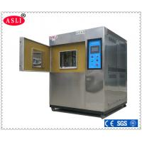 SUS 304 Thermal Shock Test Chamber 3 Zone Shock Temperature Rang -60 to 200 degree Manufactures