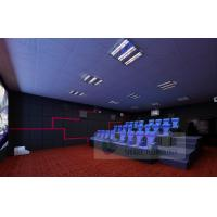 4D Movie theater with 4DX ultimate motion effect , 4D cinema special effect , 4d theater locations Manufactures