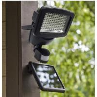 Ultra Bright Solar Flood Lights Outdoor Solar Powered Security Lights IP65 Manufactures