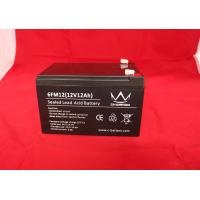 Non - Polluting UPS Lead Acid Battery , High Seal Reacting Rate Deep Cycle Battery Manufactures