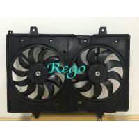 Ni3115137 Dual Electric Engine Cooling Fans For Automotive Rogue  08 - 13 Manufactures