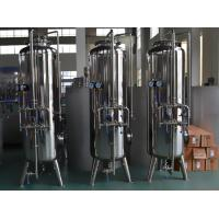 China Electric RO Water Treatment Systems for Purifying Water , CE ISO Certificate on sale