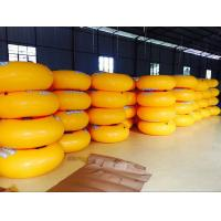 Water Sport Single / Double / Triple Holes Inflatable Swim Ring For Children Manufactures