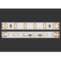 Quality IP66 12W Warm White LED Strip Lights For Homes / Coffee Shop Decoration CRI>90 for sale