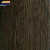 China Wood Grain Texture PVC Foil For MDF , PVC Decorative Film For Home Furniture on sale