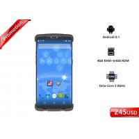 Buy cheap Mobile Phones Android Barcode Scanners Palm PDA NFC RFID Reader App Octa Core from wholesalers