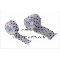 Non Woven Cohesive Elastic Bandage Fixed Joint Protection with Printing Manufactures