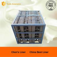 Cr15Mo3 320 / 580 Grinding Ball Steel Mill Liners Abrasion Resistance Manufactures