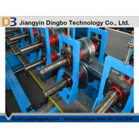 China 380V Automatic C And Z Purlin Roll Forming Machine Cost Savings on sale