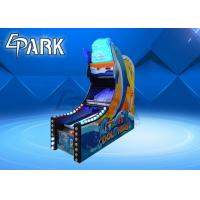 Happy Mini Bowling Sports Video Arcade Game Machines for Bar / KTV Manufactures