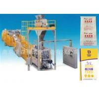 Powder Filling And Sealing FFS Packaging Machine , Granule Packing Machine For 10 - 50 KG Manufactures