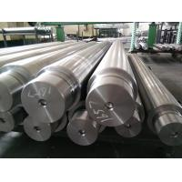 Quality 42CrMo4 Hydraulic Cylinder Tube Chrome Plated With Heat Treatment for sale