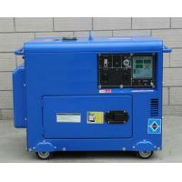60hz 688kva/550kw stand by generator silent with cummins engine diesel 20ft container Manufactures