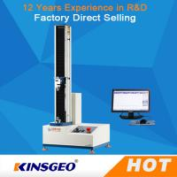 1000mm Single Column 5KN Universal Testing Machines With Computer Control Manufactures