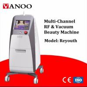 Rf Vacuum Body Shaper Slimming Machine Fat Removal Body Cavitation Machine Manufactures