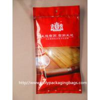 Resealable Plastic Cigar Bags With Humidity Controlled System For Nicaragua Cigars / Dominica Cigars Manufactures