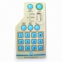 China Custom Keyboard Membrane Switch on sale