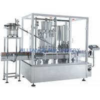 China YGS12-8 Liquid Filling Line , Rotary Filling And Capping Machine Low Noise on sale