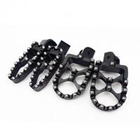 Custom Billet Aluminum Alloy Foot Pegs For Harley Davidson Parts Dyna Sportster Manufactures