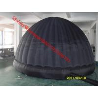 portable planetarium inflatable dome tent Manufactures