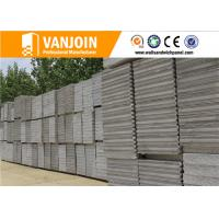 Thermal Insulation Fireproof Soundproof Wall Sandwich panel For Real Estate Buildings Manufactures