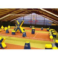 Colorful Inflatable Paintball Sport Game for Outdoor Playground Manufactures