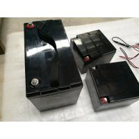 Colorful Container Charging Deep Cycle Lead Acid Batteries , 65ah Gel Acid Battery Manufactures