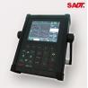 B Scan IP65 SUD10 Digital Ultrasonic Flaw Detector Automatic Gain , Peak Memory Manufactures