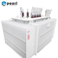 China Double Winding Oil Filled Power Transformer With Output Voltage 415V / 433V on sale