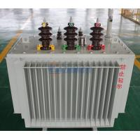 What is the unexcited voltage regulation of transformer? Manufactures