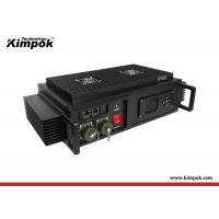 Buy cheap Mimo IP COFDM Video Transmitter Long Range 10km NLOS Wireless Networking from wholesalers