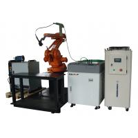 400W Laser Welding Machine For Cooker Hood , 3D Automatic Laser Welder Manufactures