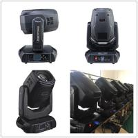 High Brightness Moving Head Stage Light / Moving LED Stage Lights For Large Concert Manufactures