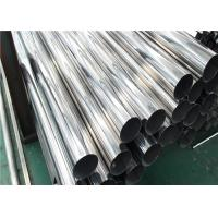 Customizable 316 Stainless Steel Tubing High Production Efficiency Thin Wall Manufactures