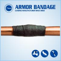 Free samples high quality water activated tapes for pipe repair such as copper pipe Manufactures
