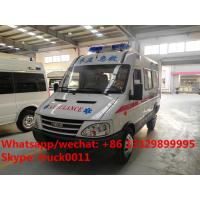 Quality Wholesale High quality and low price IVECO 4*2 LHD diesel mobile transiting ambulance,IVECO ambulance vehicle for sale for sale