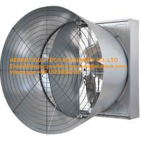Buy cheap Poultry & Livestock Farm Hot Galvanized Cone Fan & Ventilation System for Chicken House for Sale from wholesalers