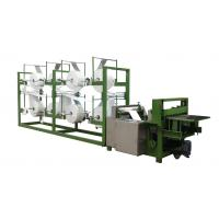 China High Speed And Accuracy Automatic Non Woven Slitting Machine For Fabric on sale