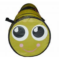 Lovely Bees Design Childrens Play Tent 170T Polyester Material For One Person Manufactures