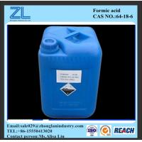 formic acid 94% for leather and dye industry Manufactures