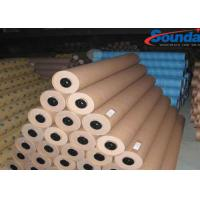 China Vehicle Advertising / Graphics Self Adhesive Vinyl Rolls With 100 Micron PVC Film on sale