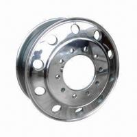 22.5 x 8.25 Truck Wheel Rims, Made ofForged Aluminium Alloy Manufactures