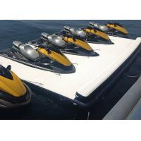 Buy cheap Floating Inflatable Yacht Slides Boat Extension Dock With 3 Years Warranty from wholesalers