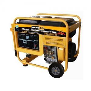 (2.8KW)Diesel Generator--GDG4500CXE Manufactures