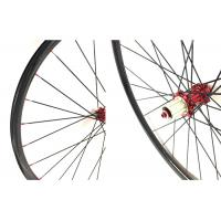 Quality 3K / UD Tubuless 27.5ER 650b Mtb Wheelset Clincher 100% Handbuilt High Precision for sale