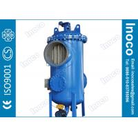 BOCIN Automatic backflush filter and widely used in high flow industrial or sea water Manufactures