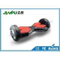 China 8 Inch Two Wheeled Self Balancing Electric Vehicle With Remote Control on sale