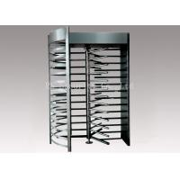 Stadium Single Channel Controlled Access Turnstile Security Gates Waterproof Manufactures