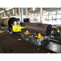 Buy cheap Wind Tower Pipe Welding Turning Rolls Hydraulic for Rotator Cylinder Driving Tack Welding from wholesalers